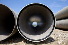 Longue grande pipe photo stock
