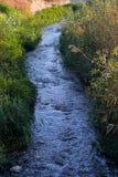 Longue rivière Image stock