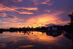 Longues îles de Hoa Photographie stock libre de droits