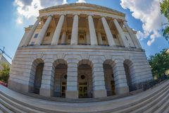 Longworth House Office Building, Washington DC stock photography