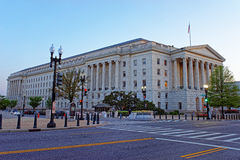 Longworth House Office Building in Washington royalty free stock photography