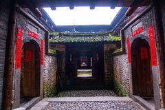 Longyan Yongding Royalty Free Stock Photography