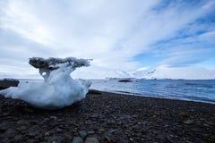 Longyearbyen Fotografia de Stock Royalty Free