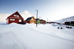Longyearbyen Stock Images