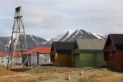 Longyearbyen - Svalbard Islands - Norway stock photos