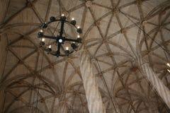 Lonja de la Seda à Valence Photo stock