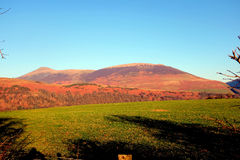 Lonscale Fell, Cumbria. Stock Image