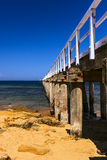 Lonsdale Jetty 1 Royalty Free Stock Photography