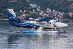 Lontra del gemello DHC-6 immagini stock