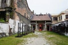 Loo Pun Hong le vieux temple chinois sur la rue de ruelle d'amour en o Photo libre de droits