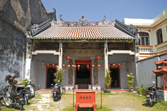 Loo Pun Hong Temple, Georgetown, Penang, Malaysia Stock Image