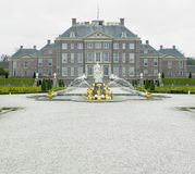 Loo van Het van Paleis Kasteel Royalty-vrije Stock Foto's