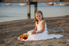 Lood bride beach Stock Photos