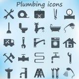 loodgieterswerk vector illustratie