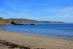 Looe Beach Royalty Free Stock Images