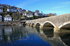 Looe Bridge Stock Photos