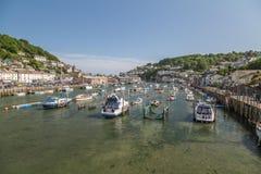 Looe Cornwall Anglia UK zdjęcia stock