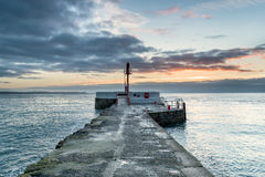 Looe in Cornwall Royalty Free Stock Images