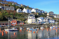 Looe, Cornwall Royalty Free Stock Photo
