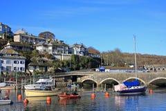 Looe, Cornwall Stock Image