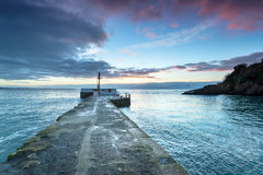 Looe in Cornwall Stock Images