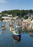 Looe Cornwall England Royalty Free Stock Photos