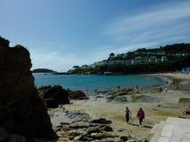 Looe, Cornwall, Großbritannien lizenzfreie stockfotografie