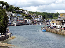 Looe, Cornwall. Royalty Free Stock Image