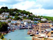 Looe, Cornwall. Stock Images