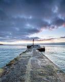 Looe in Cornwall Stock Image