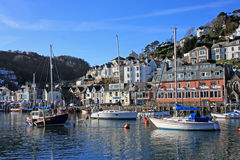 Looe, Cornwall Stock Images