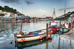 Looe Harbour Royalty Free Stock Photography