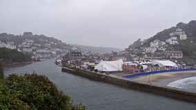 Looe Music Festival, Cornwall Royalty Free Stock Photos
