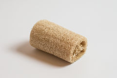 Loofah Body Scrub Royalty Free Stock Photography