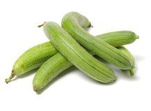 Loofah fresco È molto ricco di valore nutrizionale Può non solo commestibile, ma anche avere valore medicinale in Chines tradizio fotografia stock libera da diritti
