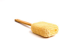 Loofah Long Handled Back Brush Royalty Free Stock Images