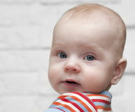 Look baby Royalty Free Stock Photos