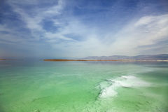 Dead Sea Water Surface Stock Images