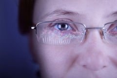 Look of financial advisor. Stock Images