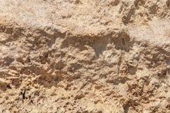 Look here, natural wallpaper rock surface coastal stone texture Stock Image