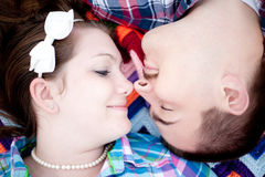 Look of Love Royalty Free Stock Photo