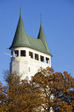 Look-out and watchtower near Reutlingen, Germany Stock Photos