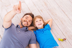 Free Look Over There! Royalty Free Stock Images - 41641279