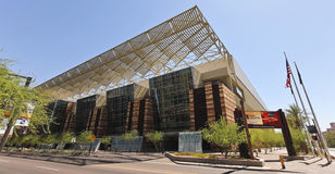 A Look at the Phoenix Convention Center Royalty Free Stock Image