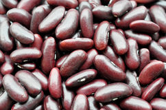 Red beans. Look at the pile of red beans Royalty Free Stock Photos