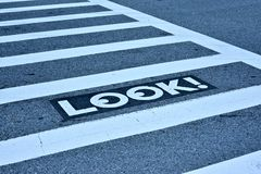 Look sign Royalty Free Stock Photo