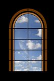 Look Through A Window Stock Photography