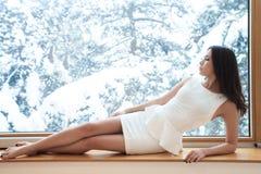 Look at winter Royalty Free Stock Image