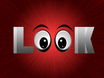 Look word Stock Photos