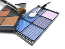 Look your best. Some cosmetics to look your best Stock Image